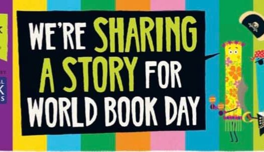 World Book Day at First Steps