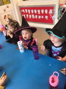 Dragonflies Halloween Fun