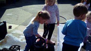 Dragonflies Car Wash Day Nursery Peterborough